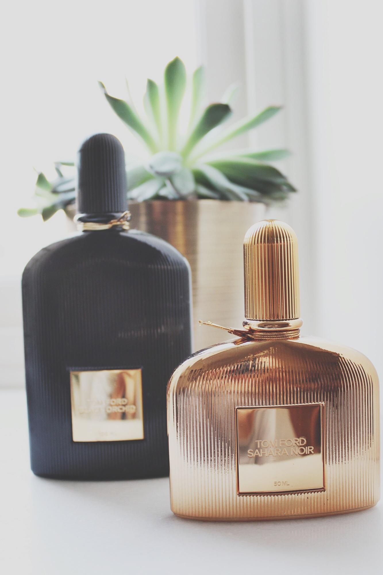 Tom Ford Black Orchid vs Sahara Noir   Do you Fika?